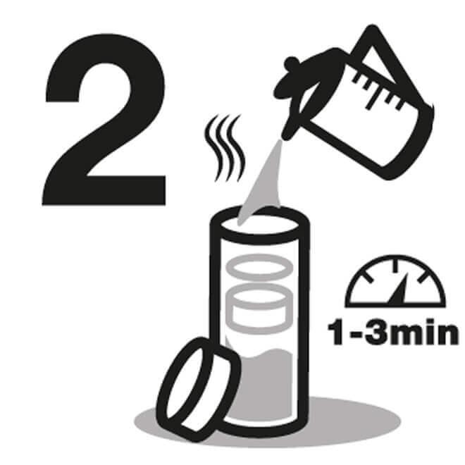 Instrucción de Taza térmica 2